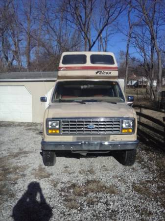 1986 Ford Falcon Camper For Sale in Saint Joseph, Missouri