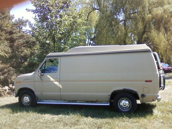 1987 Ford Born Free Class B Camper Van For Sale In Port