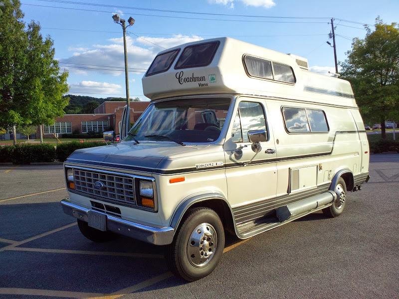 1990 Ford Coachmen Camper For Sale In Southside Birmingham