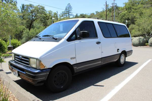 Amazing 1995 Ford Aerostar Camper For Sale In Hayward California Unemploymentrelief Wooden Chair Designs For Living Room Unemploymentrelieforg