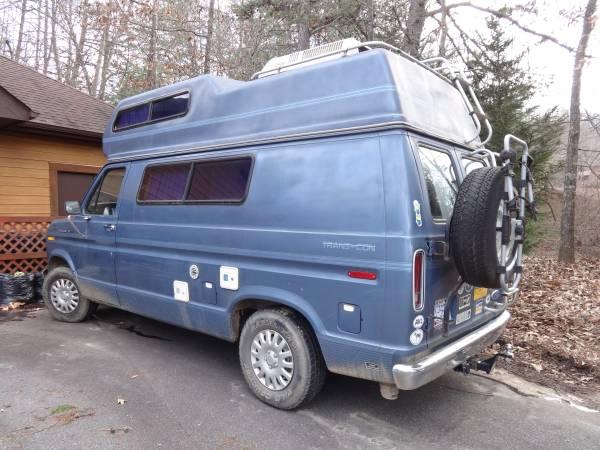 Ford Jamboree Motorhome moreover G in addition Medium moreover  also Weaverville Nc Back. on 1989 ford econoline camper van