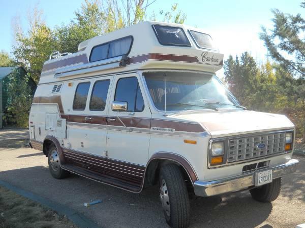 1990 Ford Coachman E350 Camper For Sale in Albuquerque, New