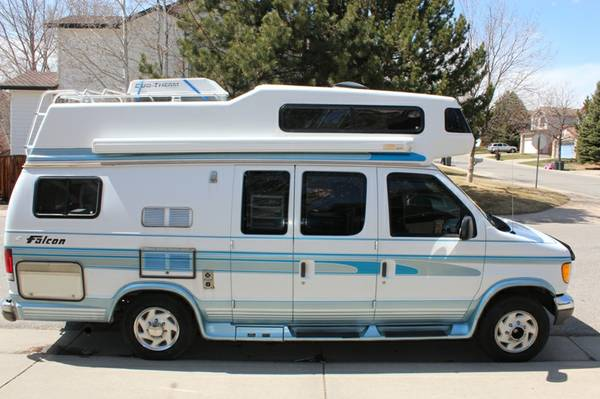 ford camper van for sale in united states class b rv classifieds. Black Bedroom Furniture Sets. Home Design Ideas