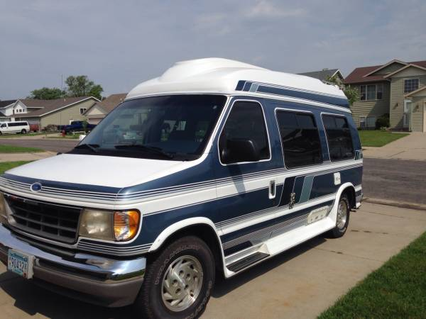 sierra ford camper van  sale class  rv classifieds