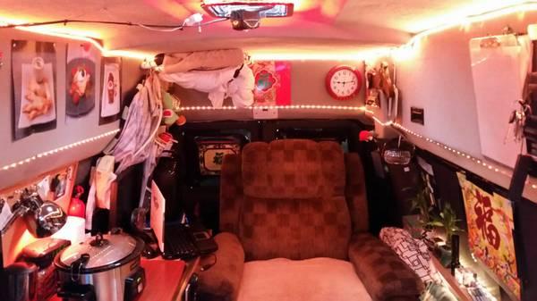 1996 Ford Falcon Camper For Sale in Louisville, Colorado