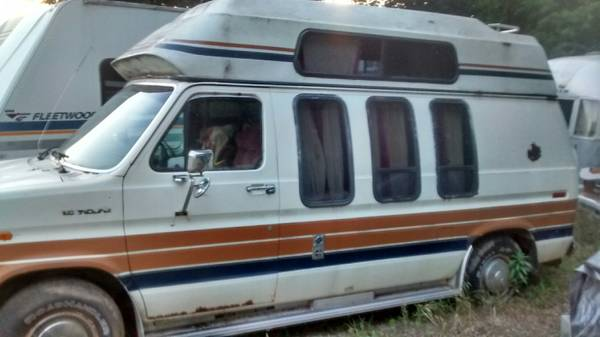 1983 ford camper for sale in baltimore maryland for Major motors baltimore maryland