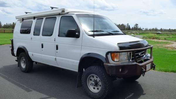 2002 Ford Sportsmobile Camper For Sale In Redmond Oregon