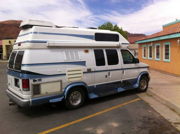 Coachmen Ford Camper Van For Sale