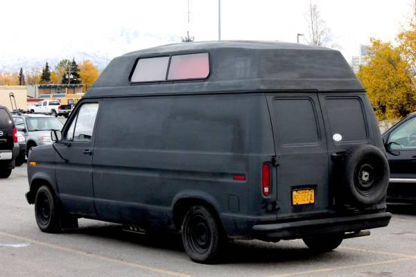 1985 Ford E150 Camper For Sale In Anchorage Alaska
