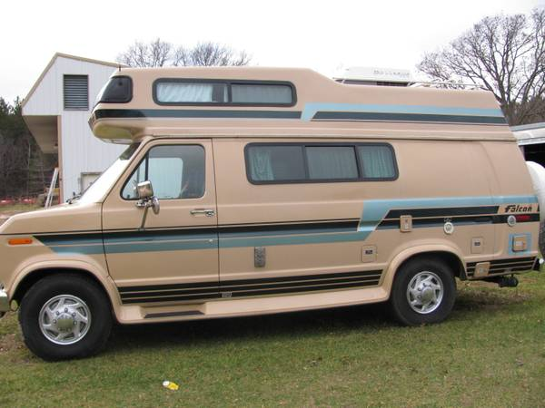 Lazy Daze Rv >> 1986 Falcon Camper Van.html | Autos Post