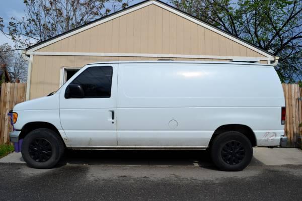 1997 Ford E250 Camper For Sale In Boulder Colorado