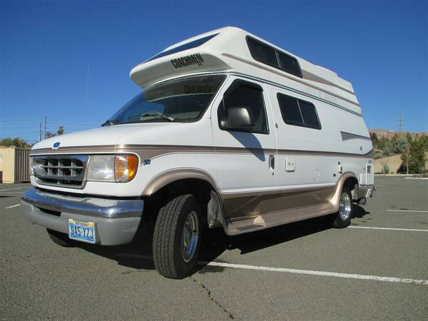 1997 Ford Coachmen E250 Camper For Sale in Reno, Nevada