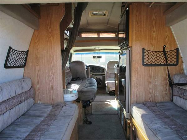 1997 Ford Coachmen E250 Camper For Sale In Reno Nevada