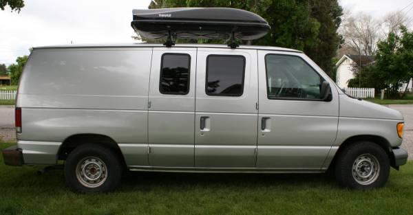 1998 Ford E150 Camper For Sale in Montrose, Colorado