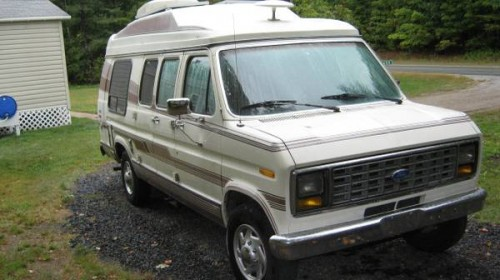 1991 Ford Coachmen Camper For Sale in Lake City, Florida