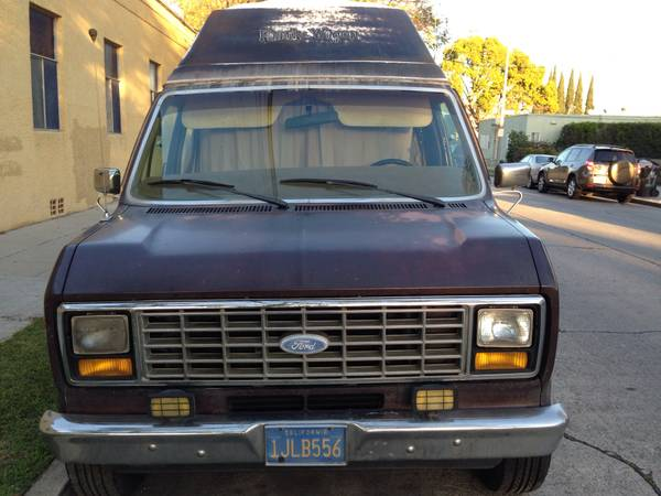 Craigslist Mohave County Az >> 1984 Ford Camper For Sale in Mohave County, Arizona