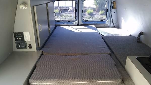 Slo Craigslist: 2000 Ford Sportsmobile Camper For Sale In San Luis Obispo