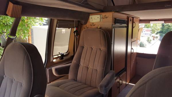 1995 Ford Sportsmobile Camper For Sale in Portland, Oregon
