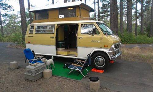1972 Ford Sportsmobile Camper For Sale in Temecula, California