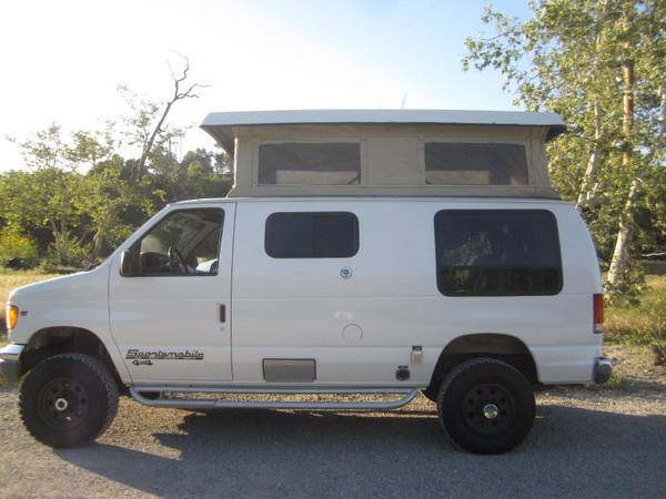 Quigley Ford Camper Van For Sale - Class B RV Classifieds