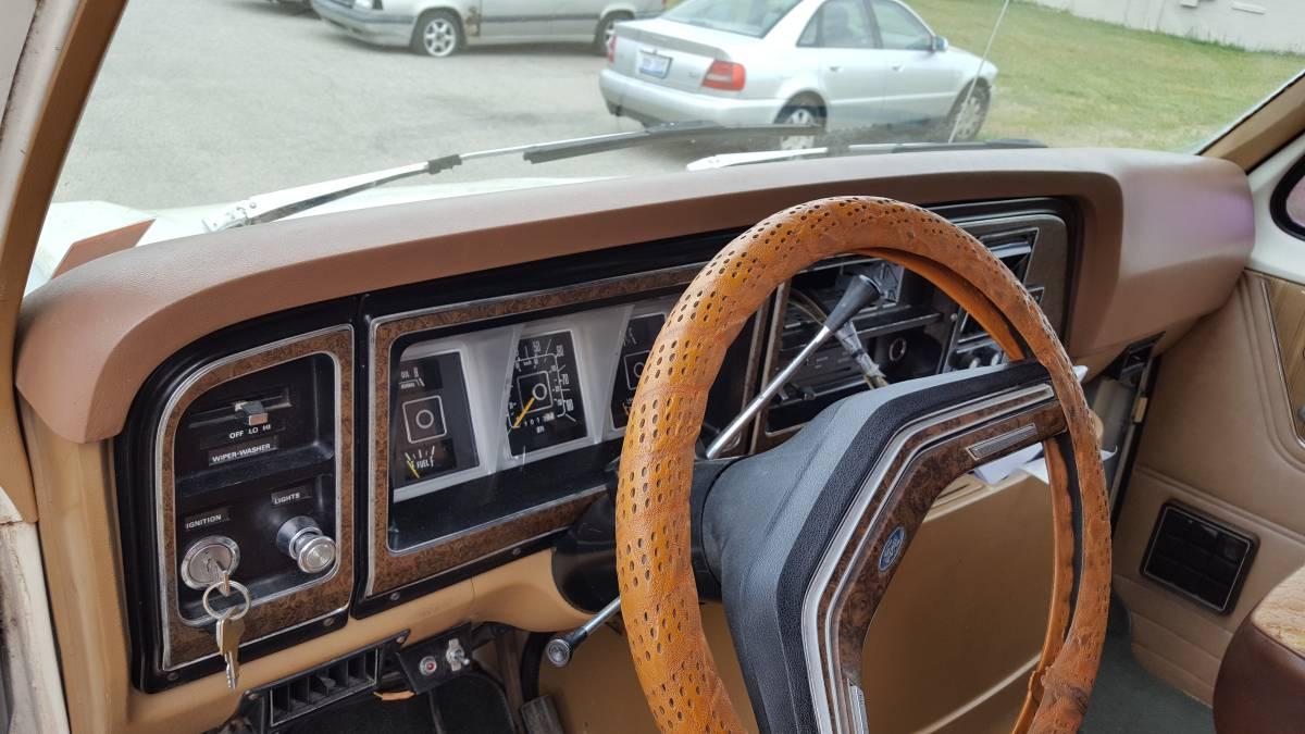 1979 Ford E250 Camper For Sale In Grand Rapids Michigan