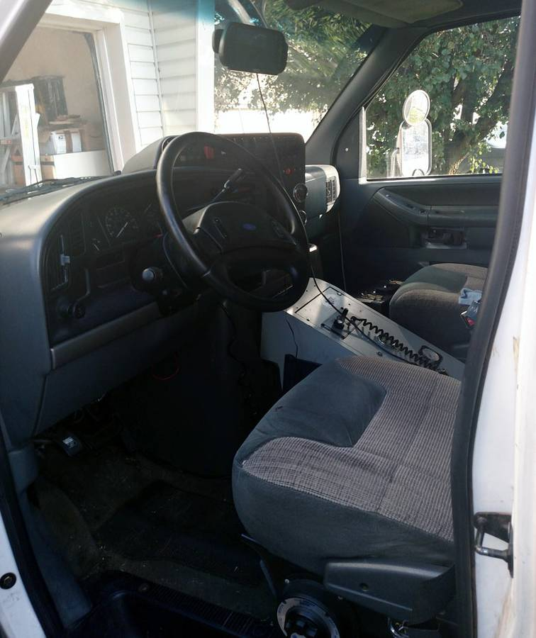 Craigslist Nicholasville Ky >> 1994 Ford E350 Camper For Sale in Lexington, Kentucky