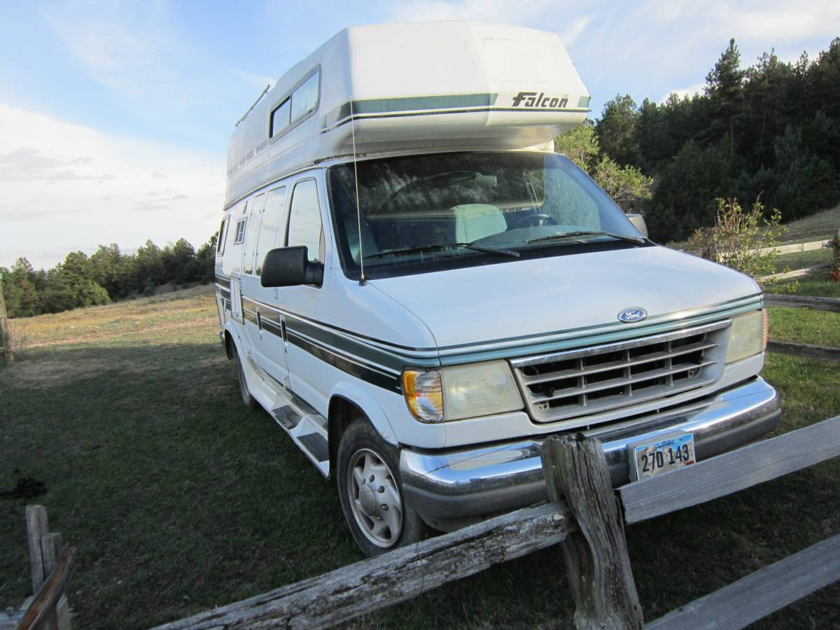 1995 Ford Conversion Camper For Sale in Hot Springs, South ...