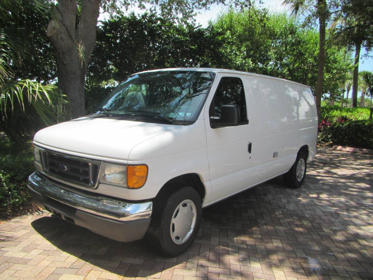 2006 Ford E150 Camper For Sale In St Petersburg Florida