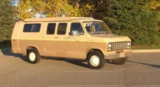 1983 Ford E150 Sportsmobile Camper For Sale in Warren ...