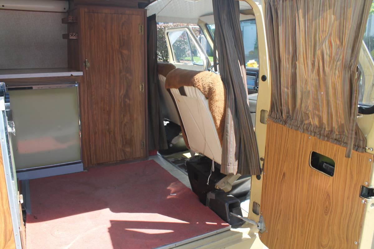 1970 Ford 200 Econoline Camper Van For Sale In Richmond