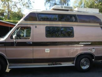 1989 Ford Camper Van For Sale - Class B RV Classifieds