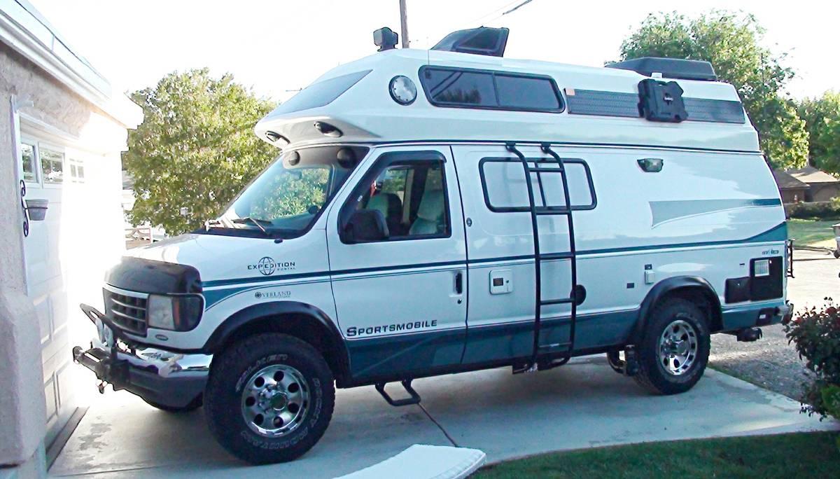 1997 Ford Sportsmobile Coachmen For Sale in Antelope ...