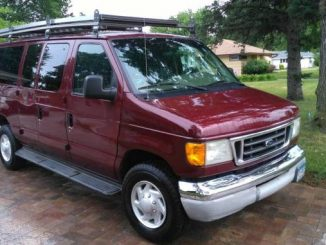 2003 Ford Camper Van For Sale - Class B RV Classifieds