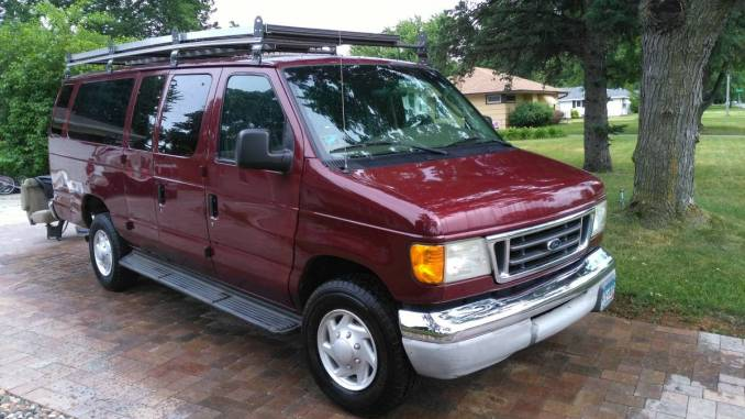 Strange 2003 Ford E350 Super Duty Xlt V10 Camper For Sale In Alphanode Cool Chair Designs And Ideas Alphanodeonline