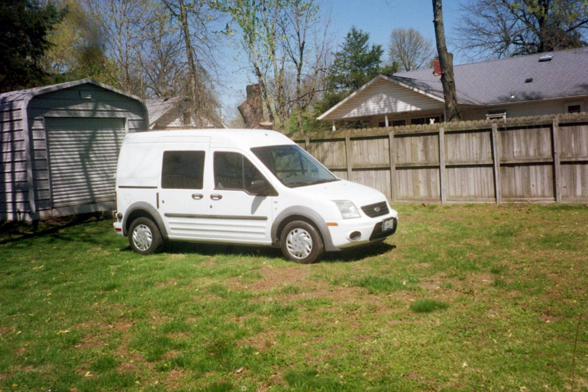2010 Ford Transit Connect Camper For Sale In Billings Mo