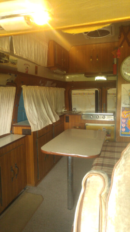 1975 Ford Econoline 250 Camper Van For Sale In Toronto On