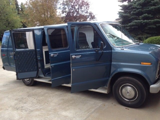 1980 Ford Econoline Supervan 150 Camper For Sale In