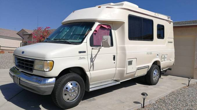 1994 Ford Chinook Premier Class B For Sale in Lake Havasu