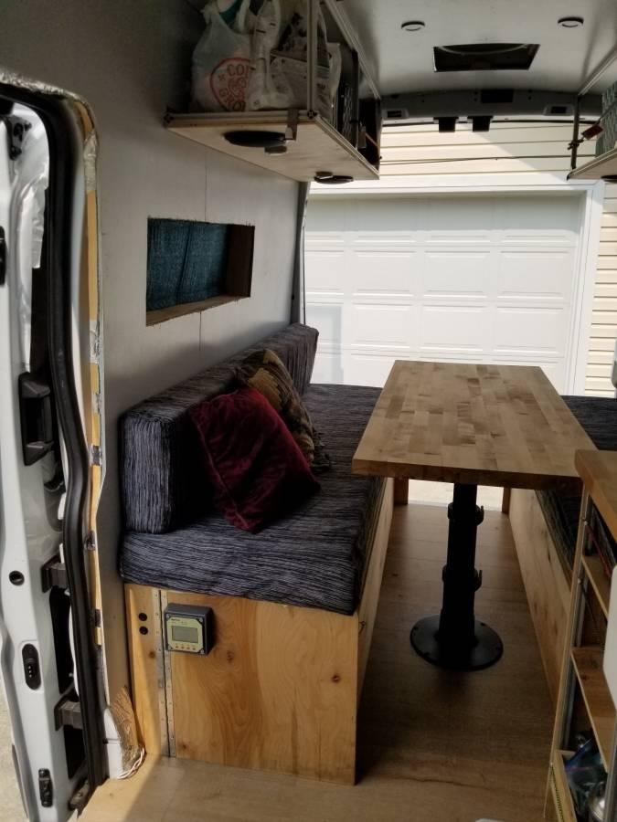 2016 Ford Transit Adventure 3 7l V6 Camper Van For Sale In