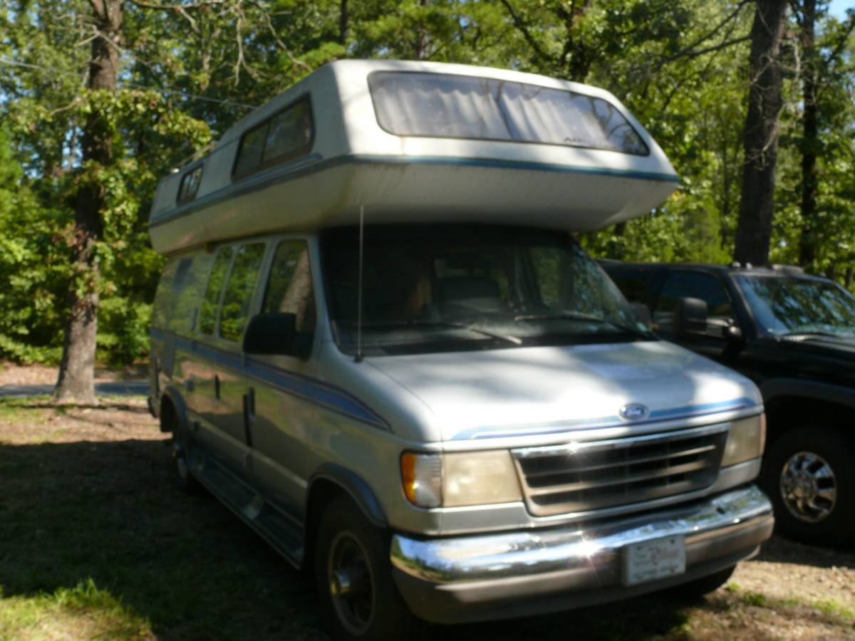 1995 Ford Airstream B190 Camper For Sale in Hot Springs ...