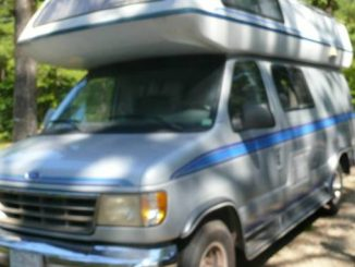B190 Ford Camper Van For Sale - Class B RV Classifieds