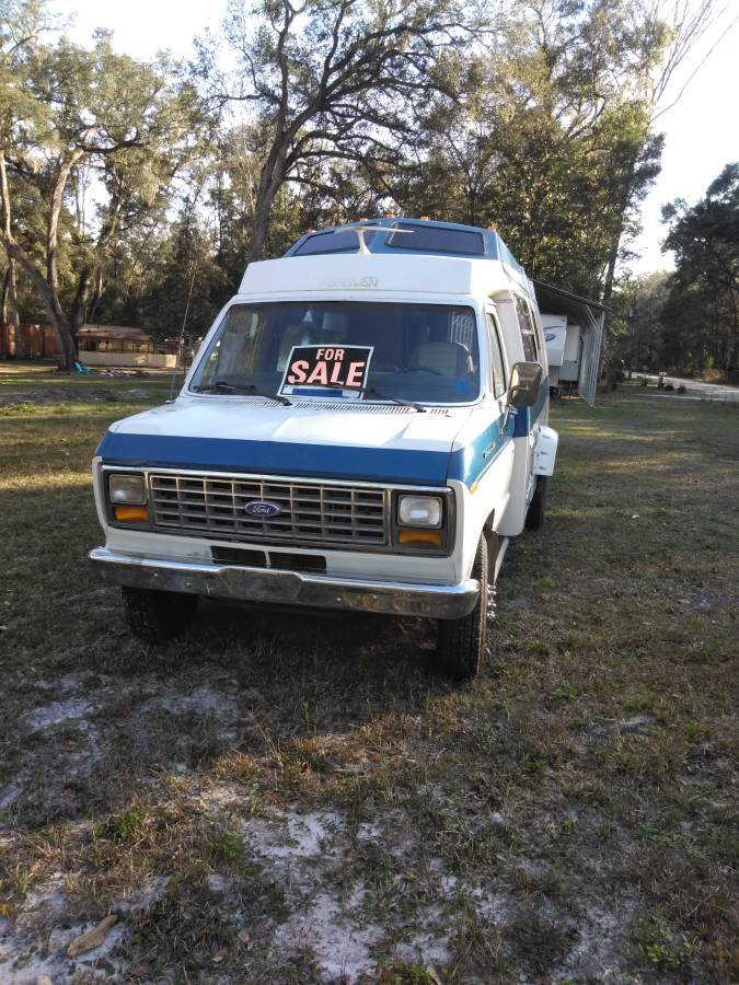 1989 Ford E350 Champion Transvan Camper For Sale in Old Town, FL