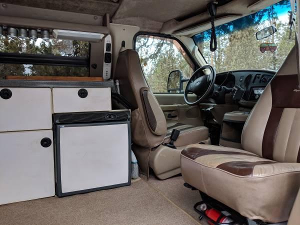2003 Ford Sportsmobile Camper For Sale in Bend, Oregon