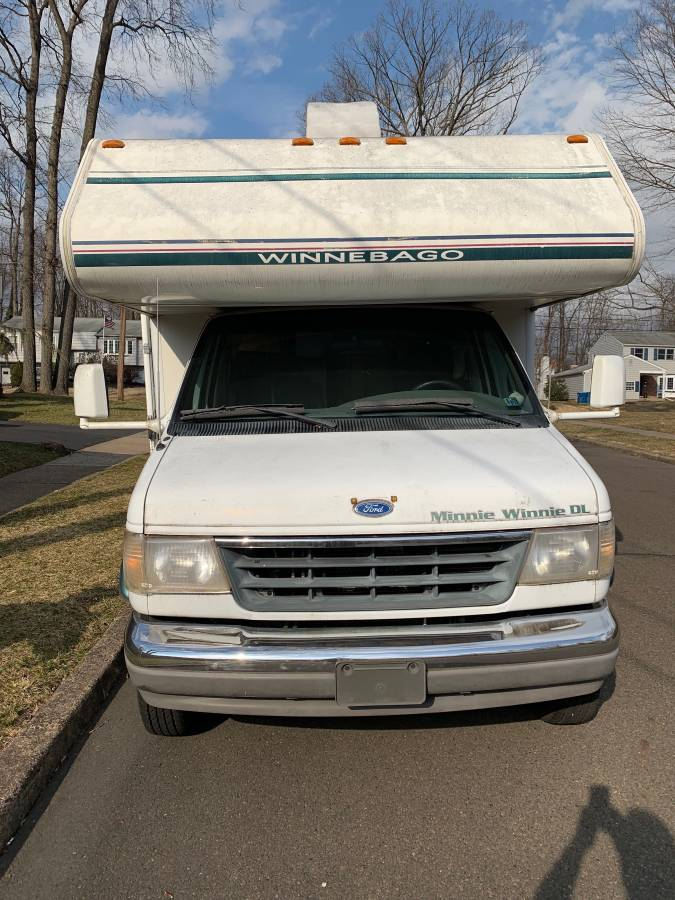 1996 Ford Winnebago Camper For Sale in Athol, Massachusetts