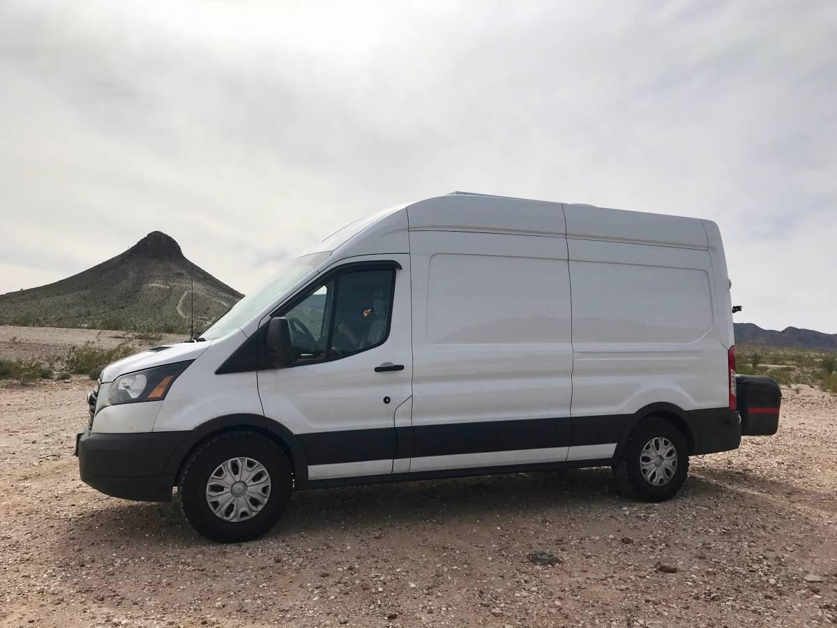 2018 Ford Transit Conversion Camper For Sale In Phoenix Arizona