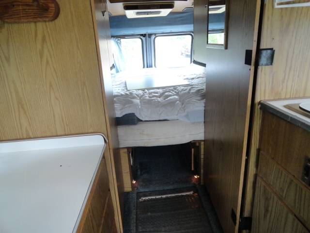 1990 Ford Xplorer E-350 Camper For Sale in Steamboat Springs, Colorado
