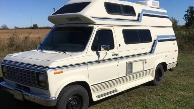 1991 Ford Coachmen E-250 Camper For Sale in Tulsa, Oklahoma