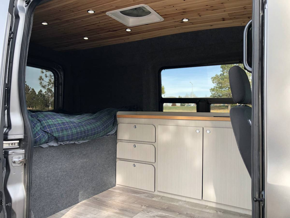 2018 Ford Transit 250 Camper For Sale In Longmont Colorado