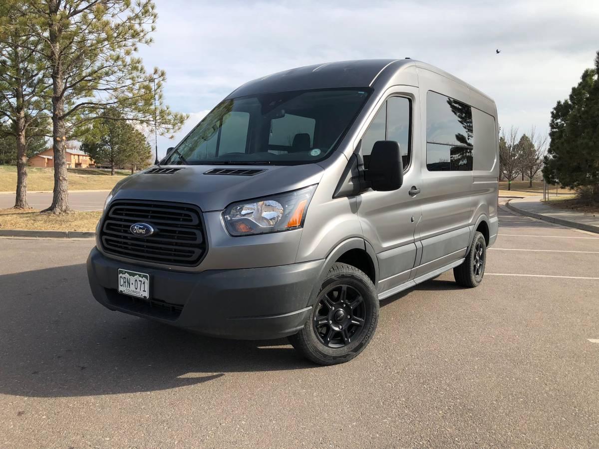 2018 Ford Transit 250 Camper For Sale in Longmont, Colorado