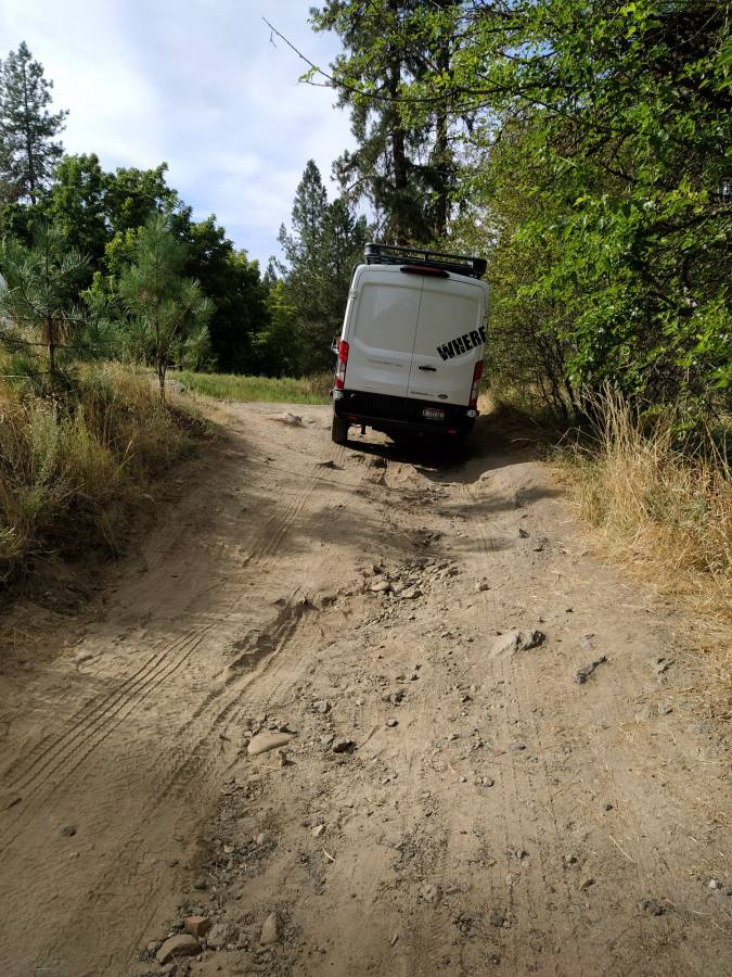 2018 Ford Transit 250 Camper For Sale in Post Falls, Idaho